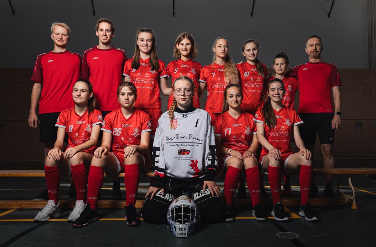 U 17 (Mädels) - Saison 2019/2020