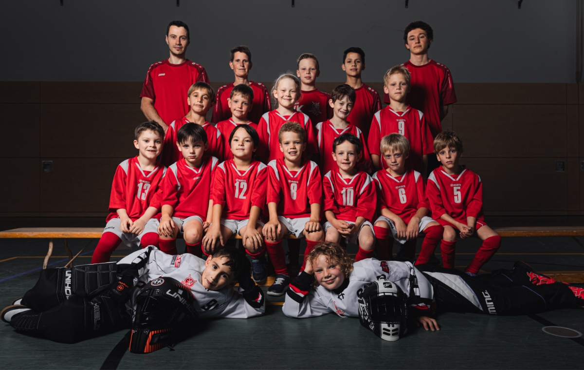U9 in der Saison 2020/21