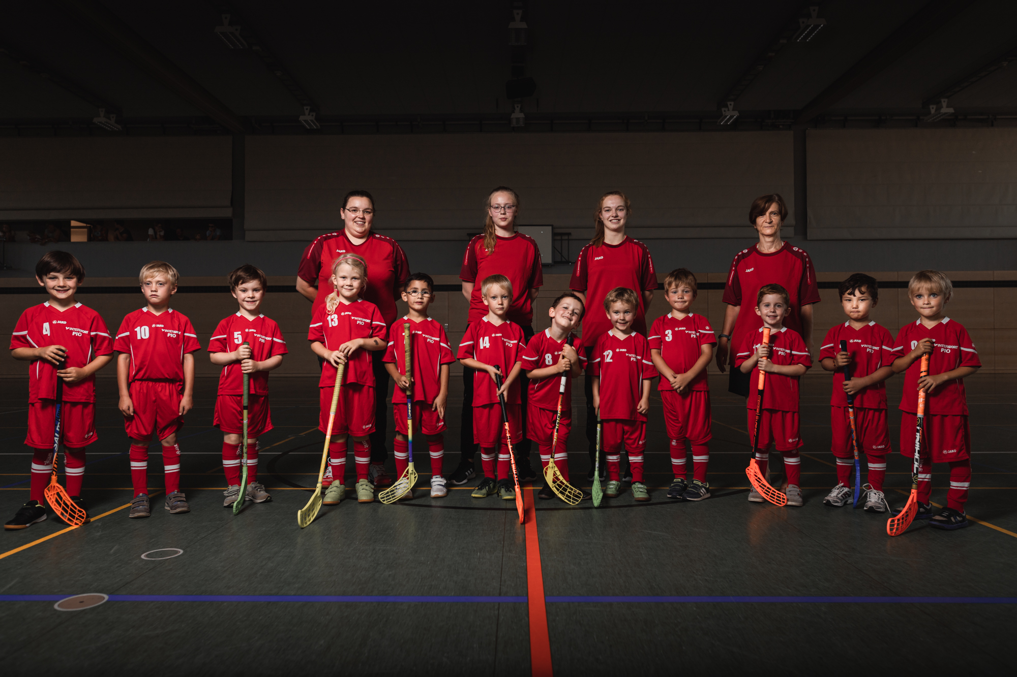 U7 in der Saison 2018/2019