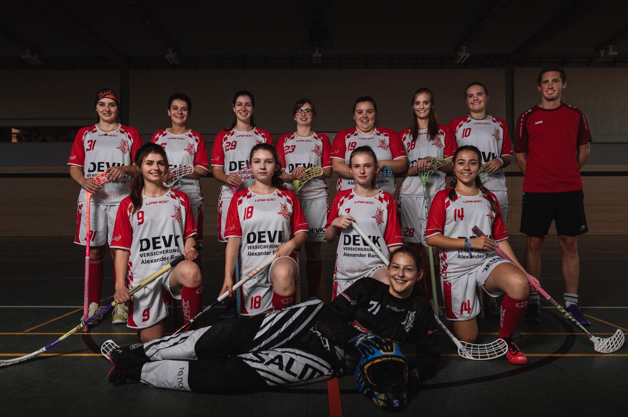 Damen in der Saison 2018/2019