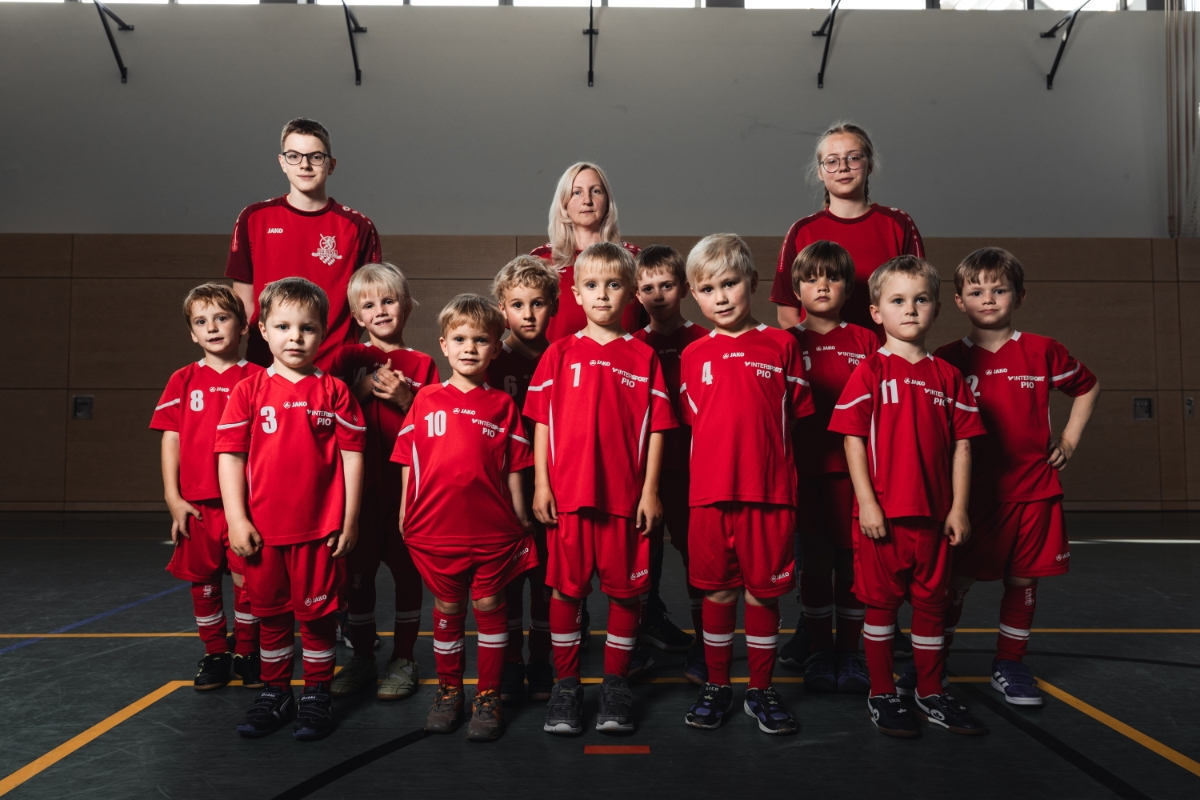 U7 in der Saison 2019/20