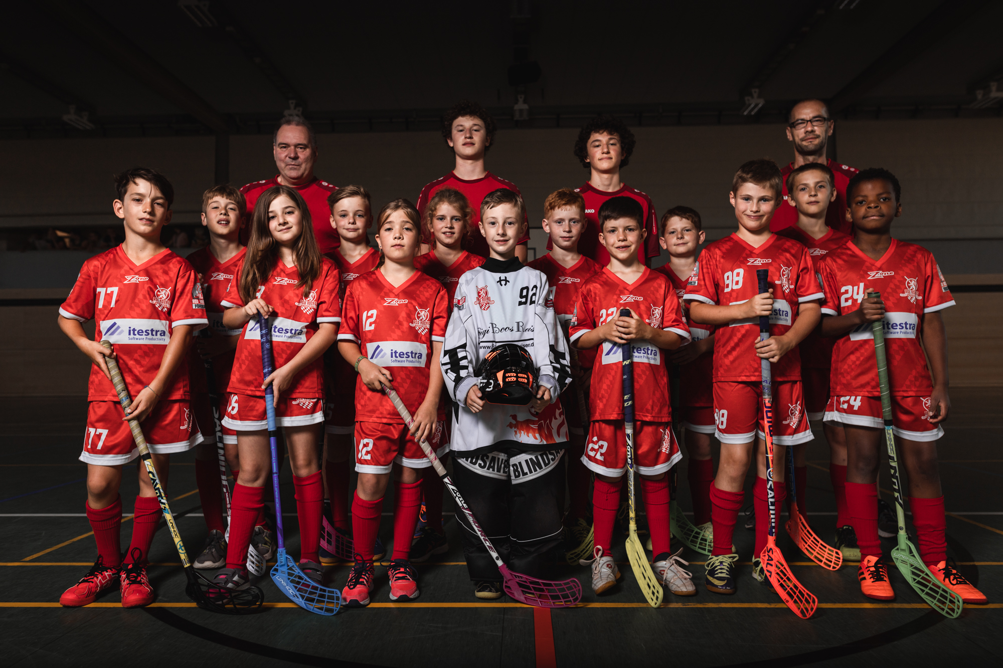 U11 in der Saison 2018/2019