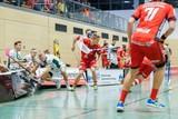 Das Heimspiel gegen Holzbüttgen sollte das einzige der abgebrochenen Bundesliga-Saison bleiben. Nun können die Fans der Red Hocks entscheiden, wie sie mit ihrer Dauerkarte verfahren wollen. (Foto: Finkenzeller)