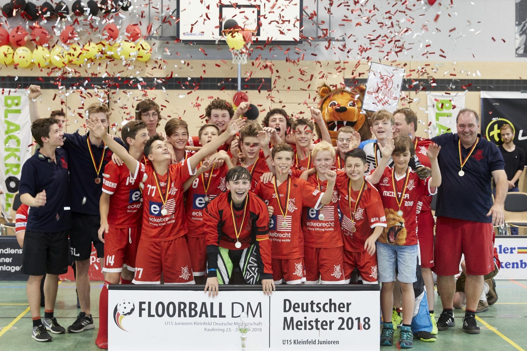 U15 Deutscher Meister