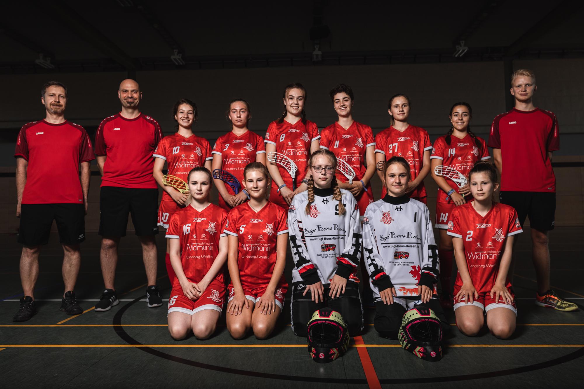 U 17 (Mädels) - Saison 2018/2019