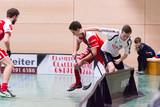 Bei den Red Hocks debütierte Christian Göth früh per Zweitlizenz im Bundesliga-Team. (Foto: Finkenzeller)