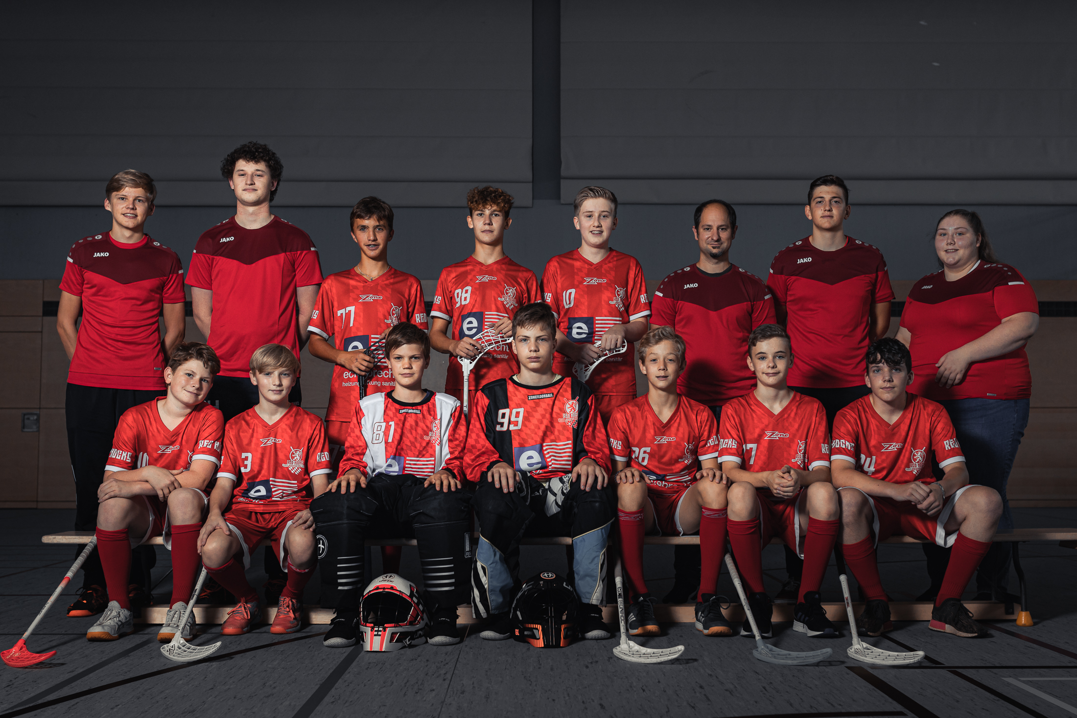 U15 der Saison 2020/21
