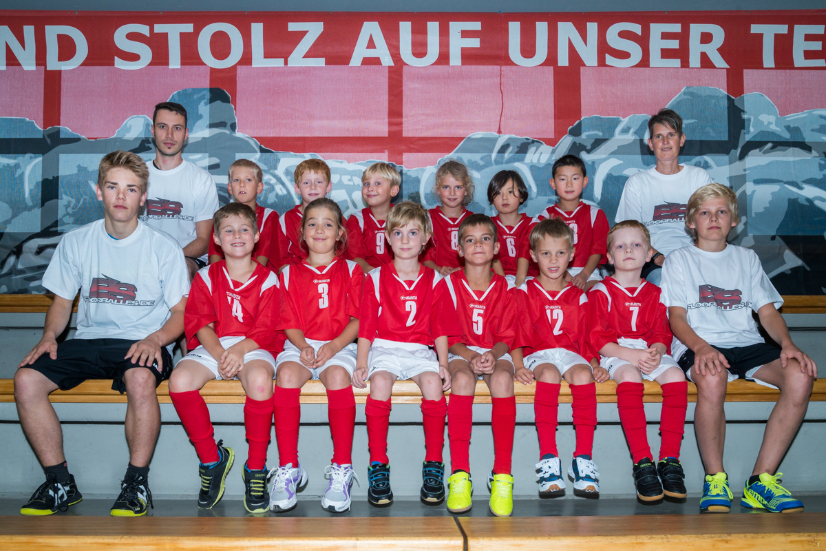 U9 in der Saison 2017/2018