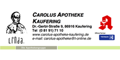 Marien-Apotheke Buchloe Apotheken Martin Wiesner e.K.