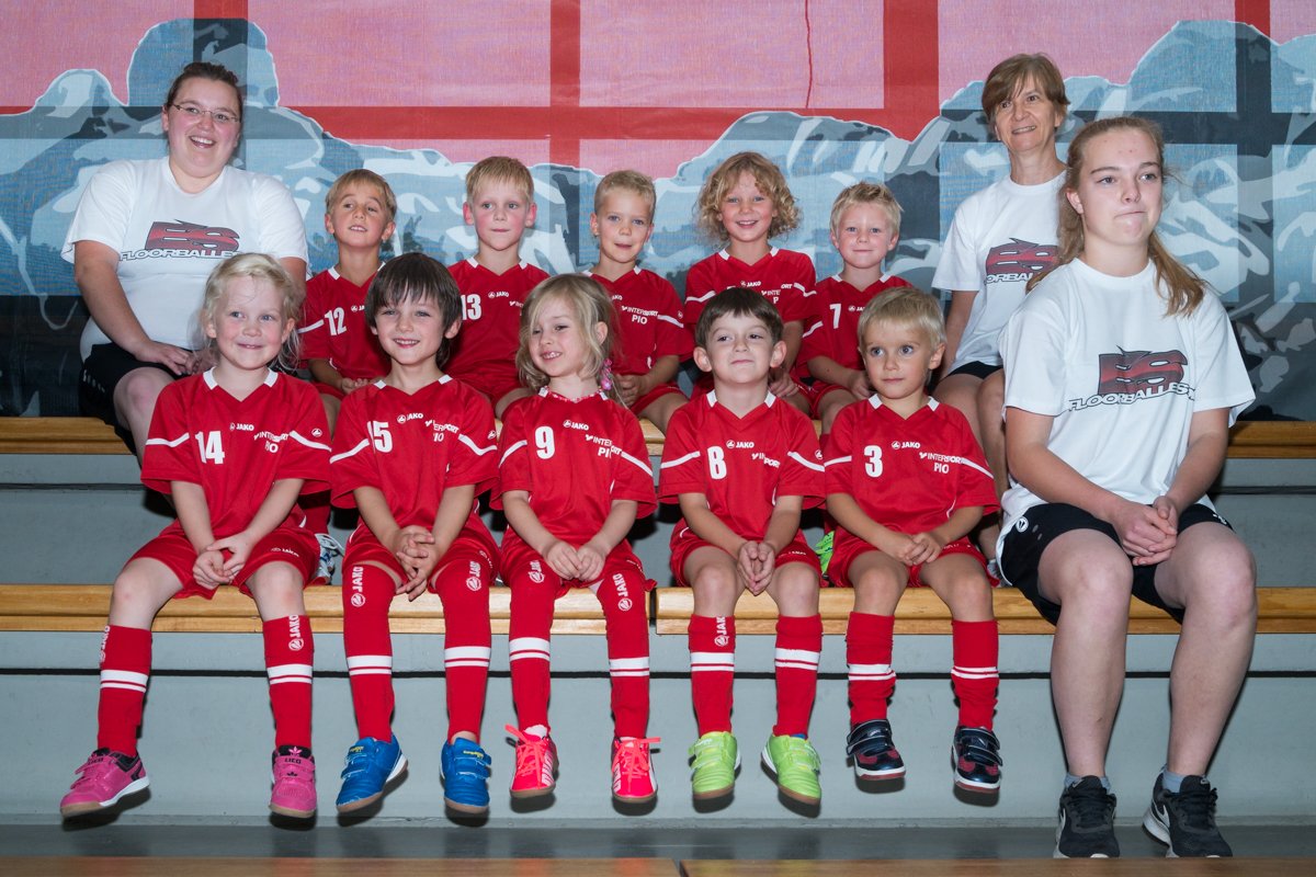 U7 in der Saison 2017/2018