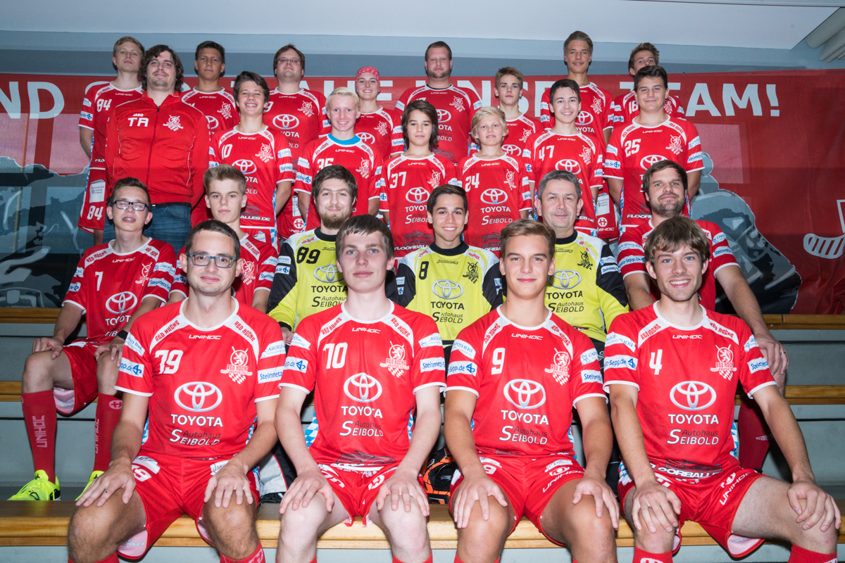 Herren 2 in der Saison 2017/2018