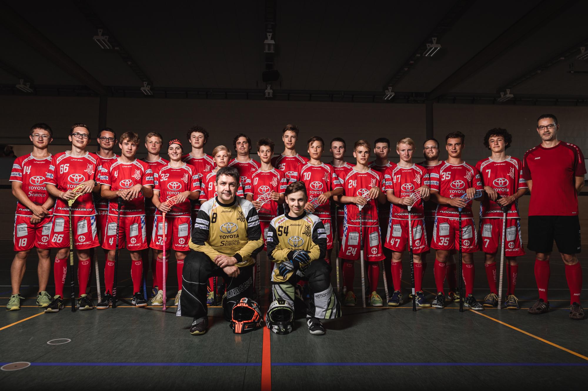 Herren 2 in der Saison 2018/2019