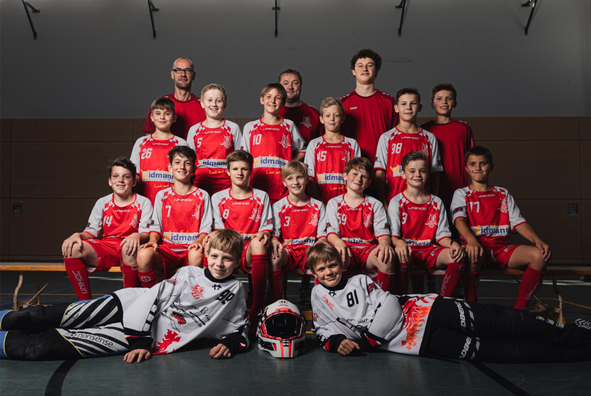 U13 in der Saison 2019/20