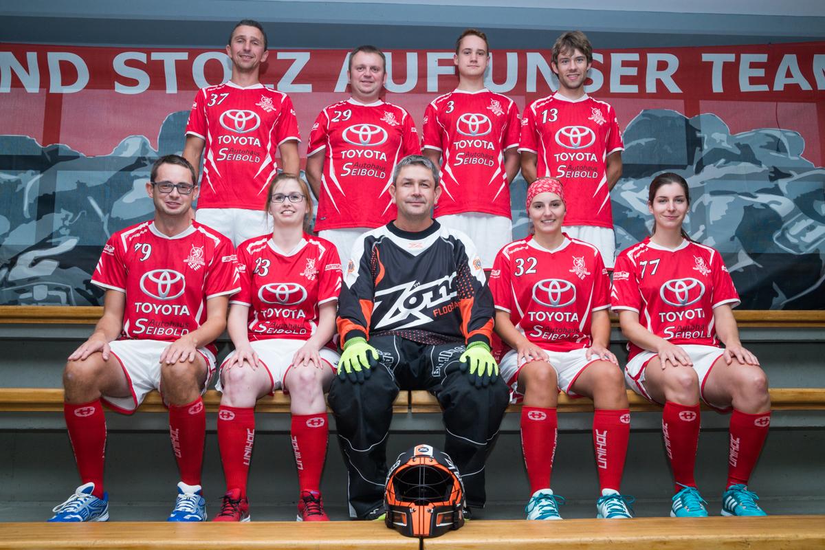 Herren Kleinfeld in der Saison 2017/2018