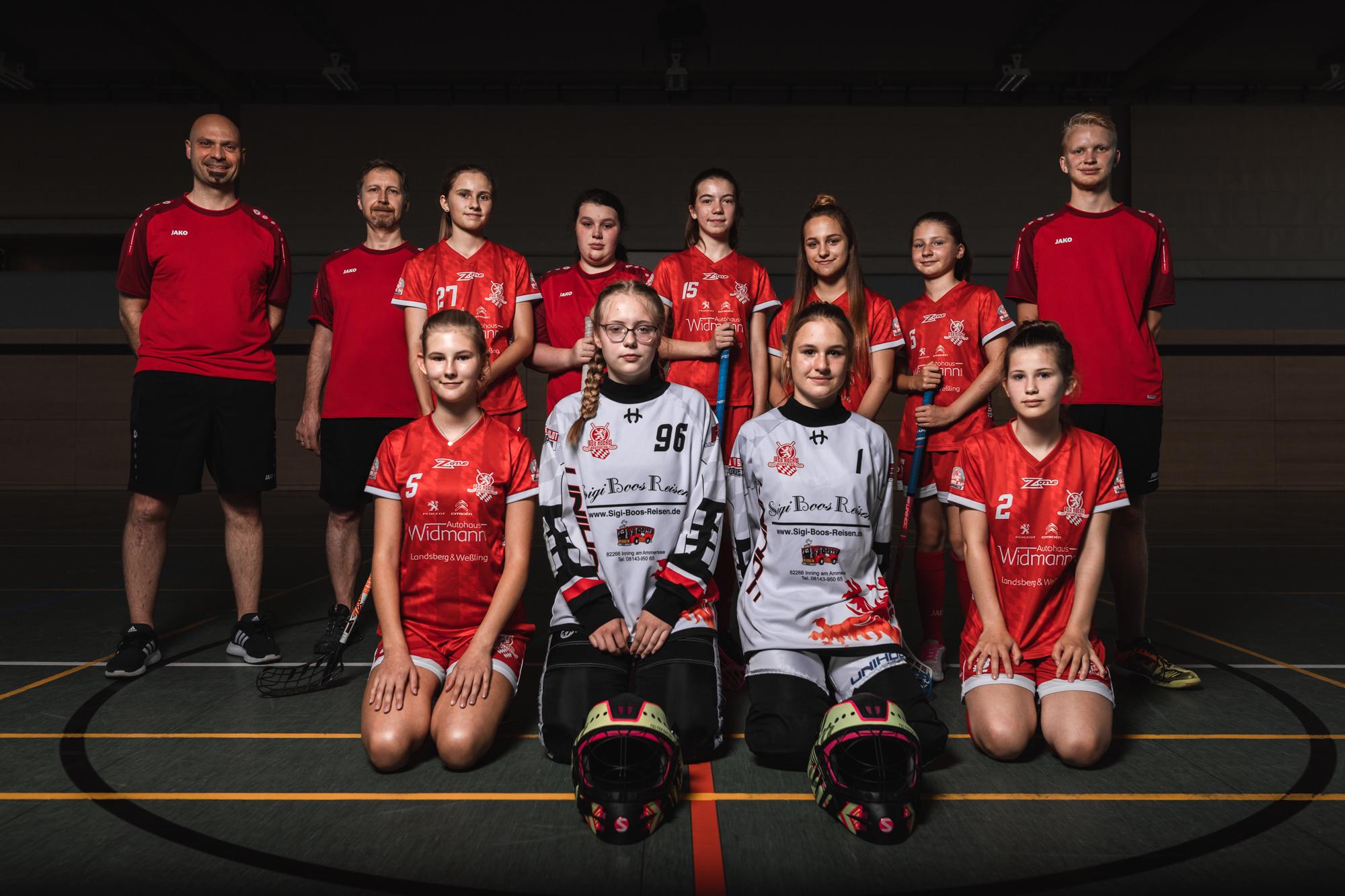 U 15 (Mädels) - Saison 2018/2019